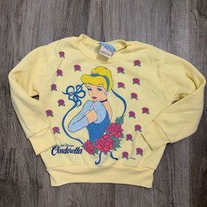 Disney Cinderella Vintage Sweatshirt Princess 4